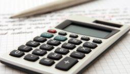 Calculadora de financiación