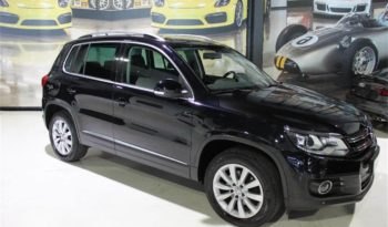 VW Tiguan 4M Tiptronic 2012